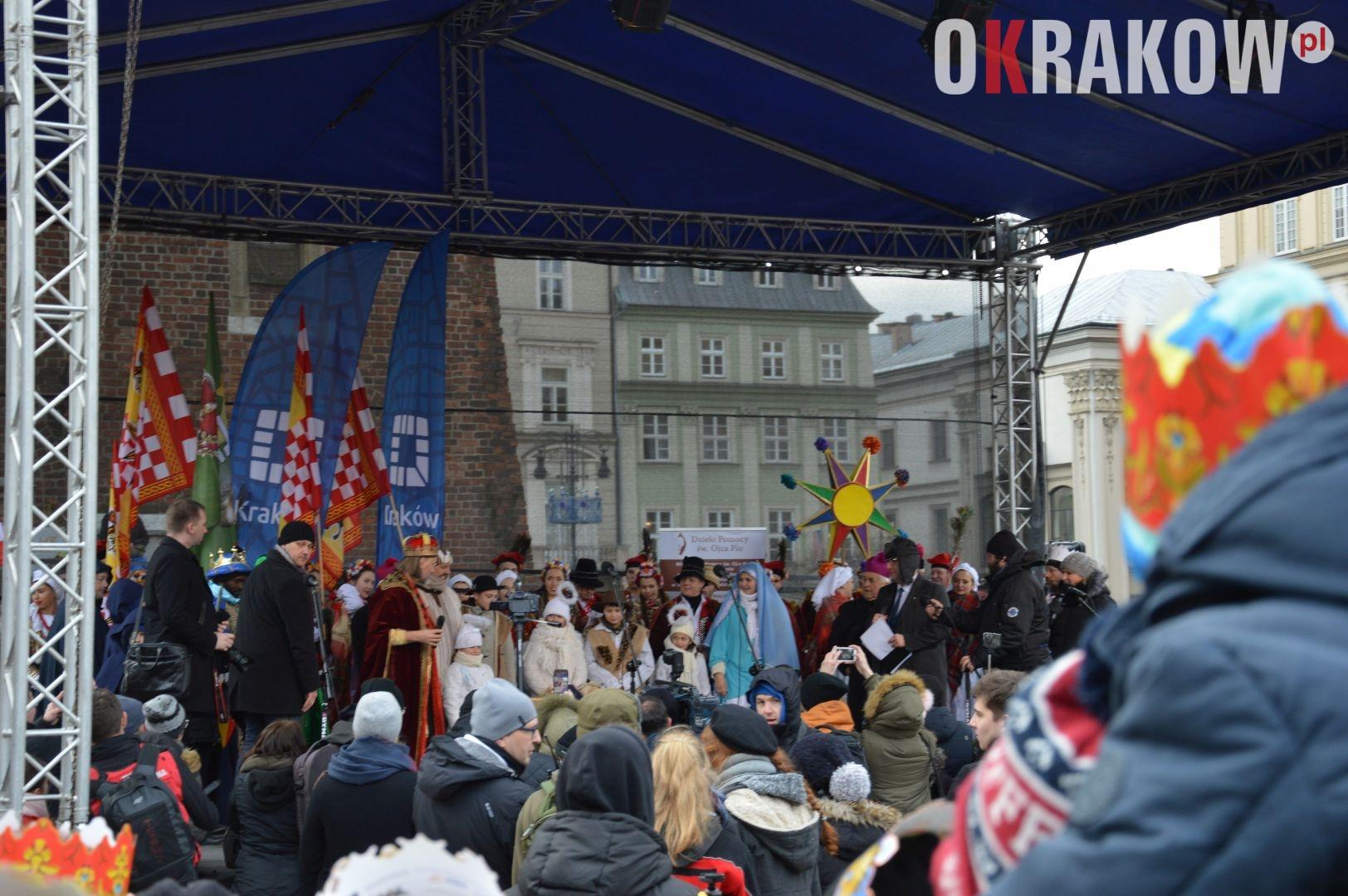 orszak 55 1 150x150 - Orszak Trzech Króli Kraków 2020 Galeria Zdjęć z Orszaku (czerwonego)