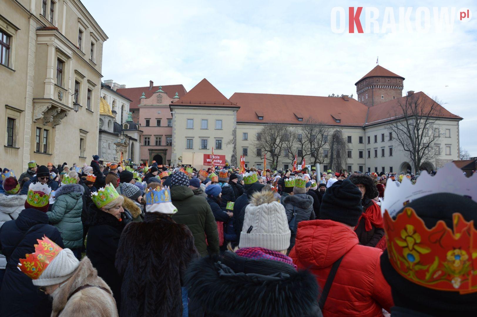 orszak 56 1 150x150 - Orszak Trzech Króli Kraków 2020 Galeria Zdjęć z Orszaku (czerwonego)