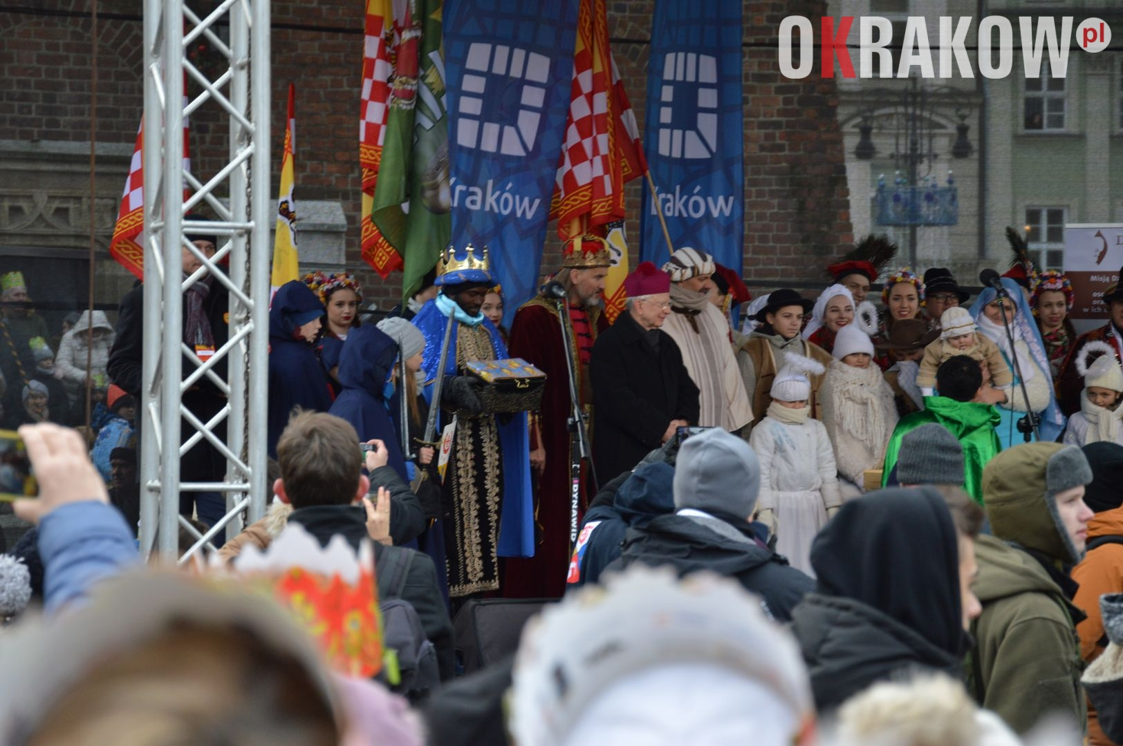 orszak 59 1 150x150 - Orszak Trzech Króli Kraków 2020 Galeria Zdjęć z Orszaku (czerwonego)