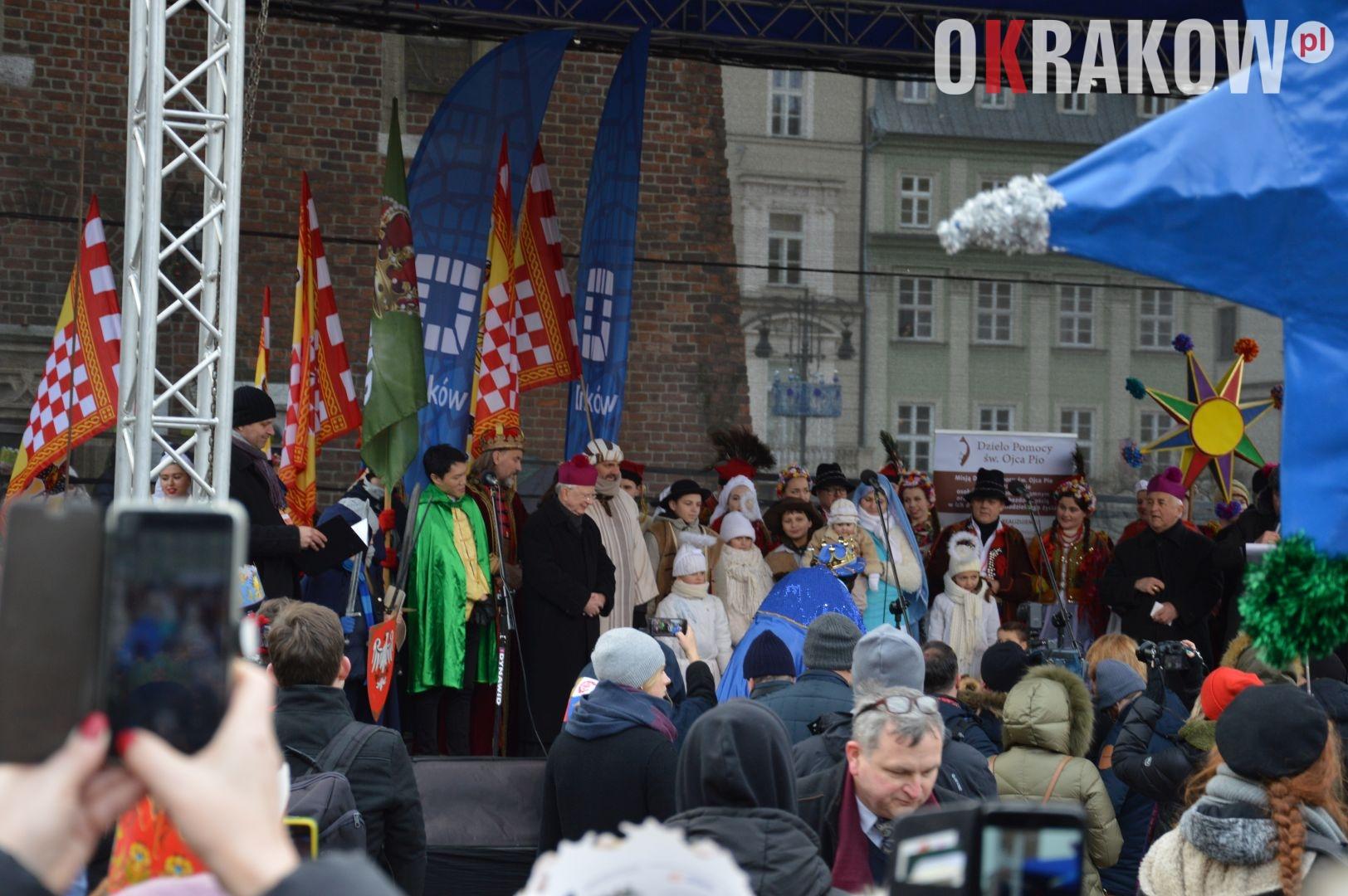 orszak 60 1 150x150 - Orszak Trzech Króli Kraków 2020 Galeria Zdjęć z Orszaku (czerwonego)