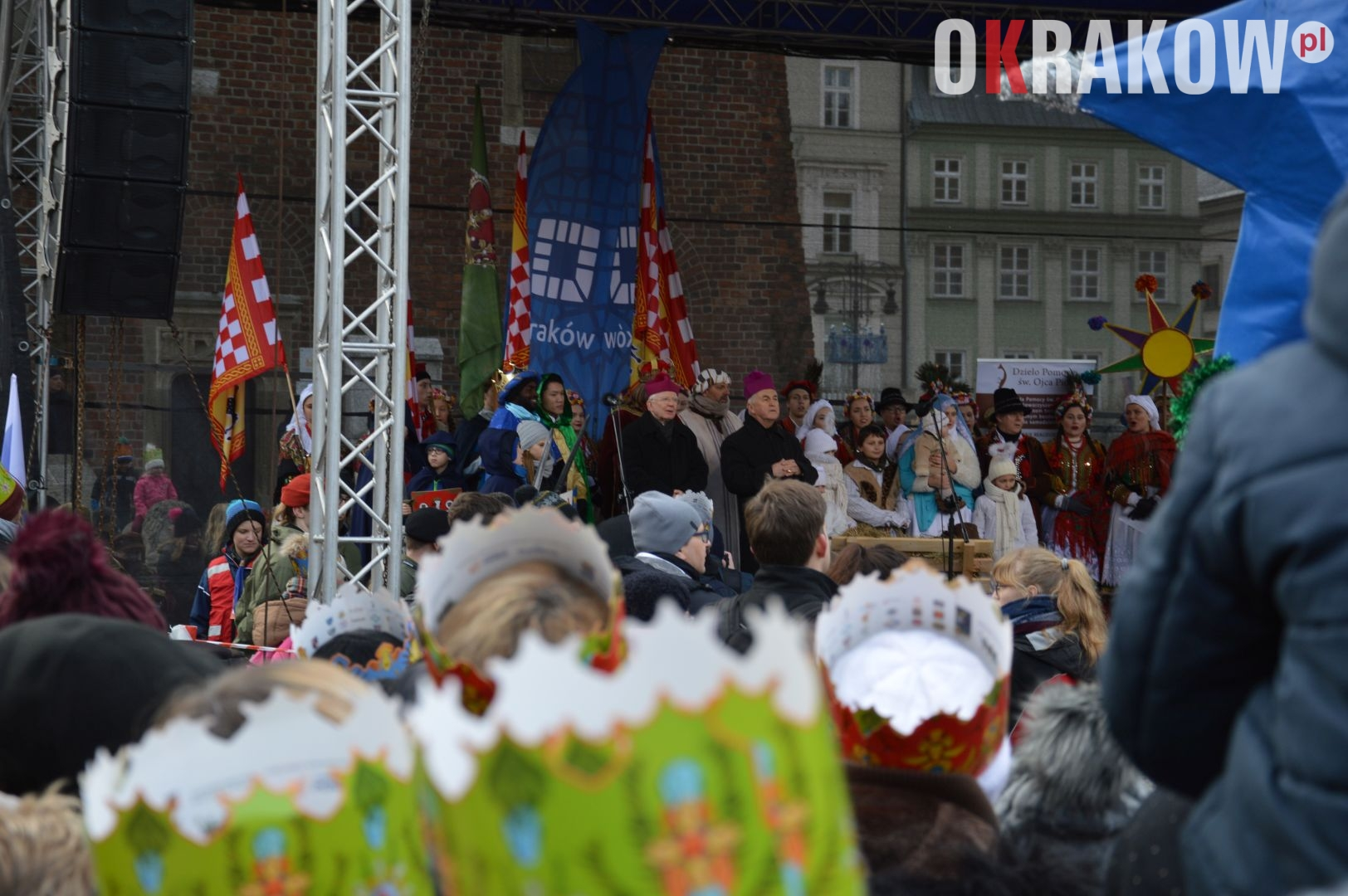 orszak 64 1 150x150 - Orszak Trzech Króli Kraków 2020 Galeria Zdjęć z Orszaku (czerwonego)