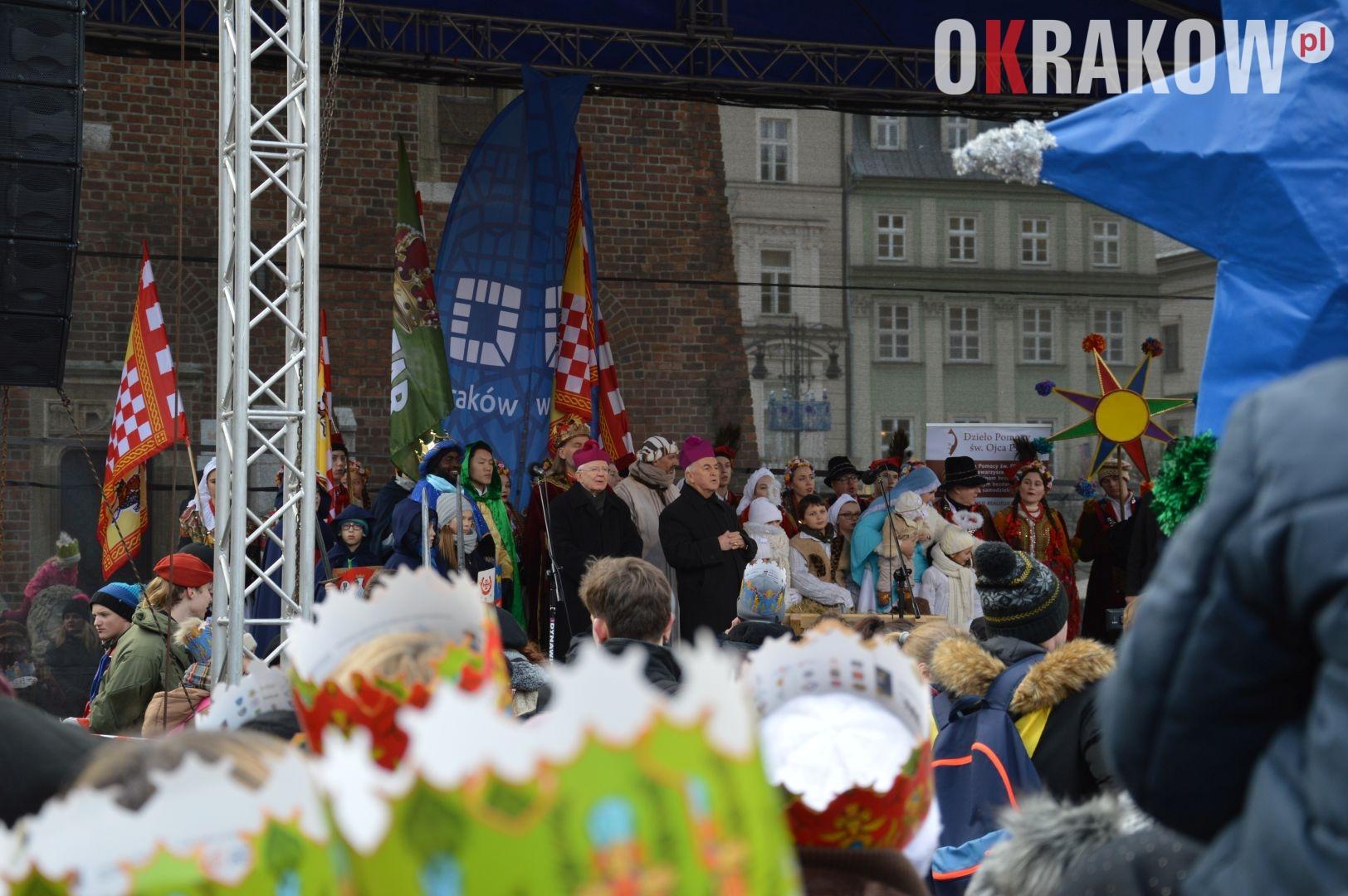 orszak 65 1 150x150 - Orszak Trzech Króli Kraków 2020 Galeria Zdjęć z Orszaku (czerwonego)