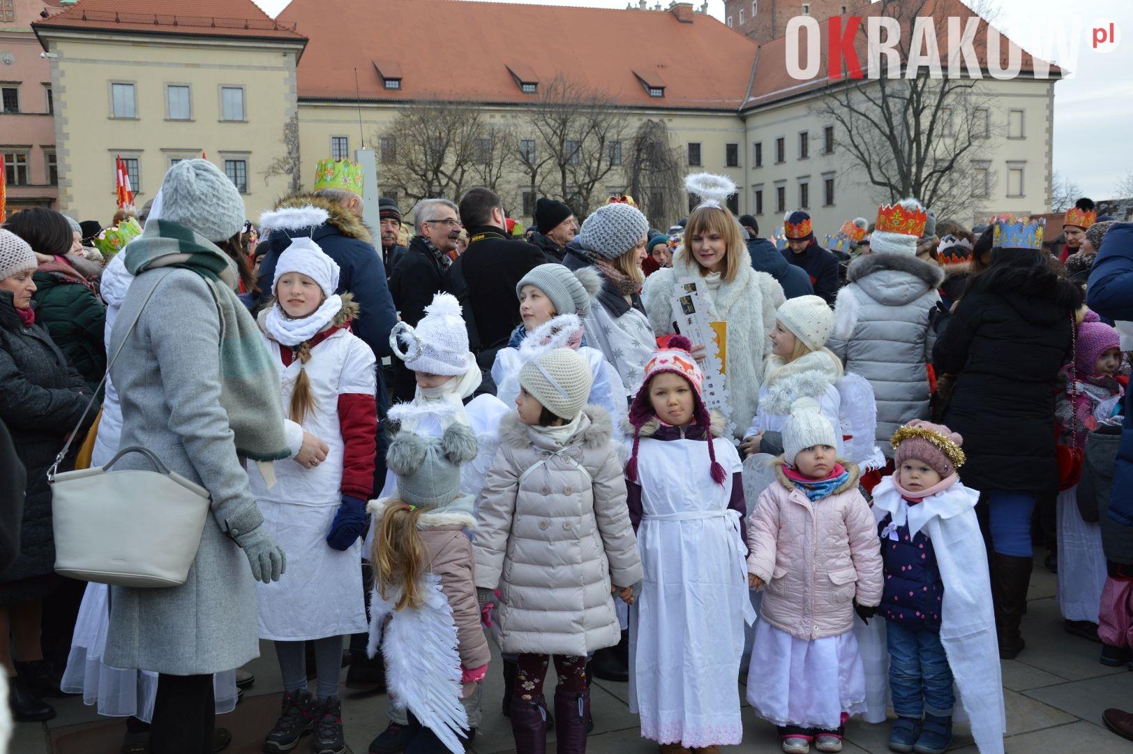 orszak 69 1 150x150 - Orszak Trzech Króli Kraków 2020 Galeria Zdjęć z Orszaku (czerwonego)