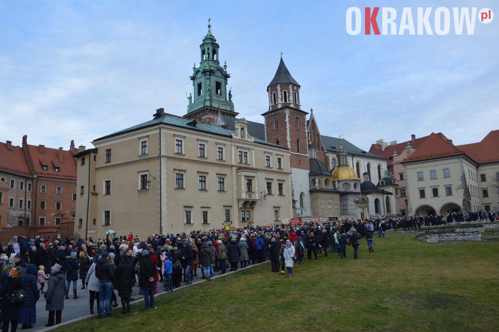 orszak 7 1 150x150 - Orszak Trzech Króli Kraków 2020 Galeria Zdjęć z Orszaku (czerwonego)
