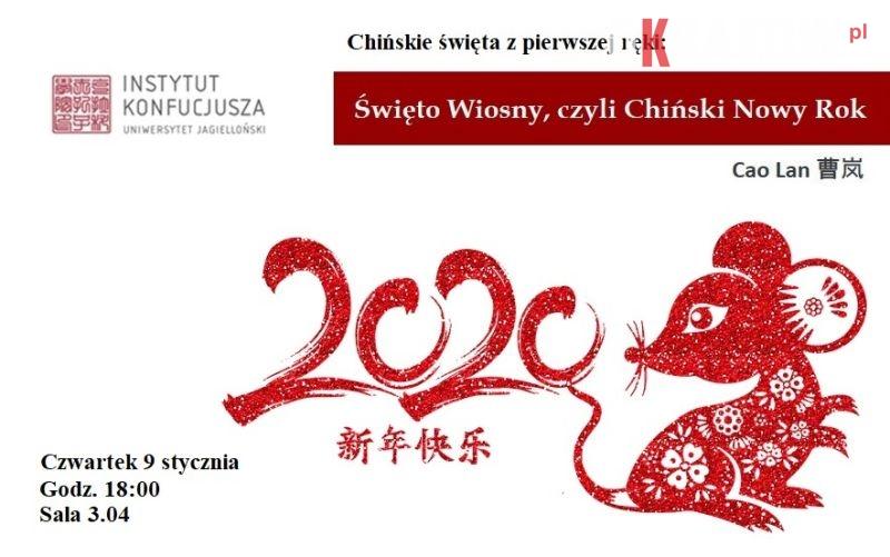 Wykład o Chińskim Nowym Roku