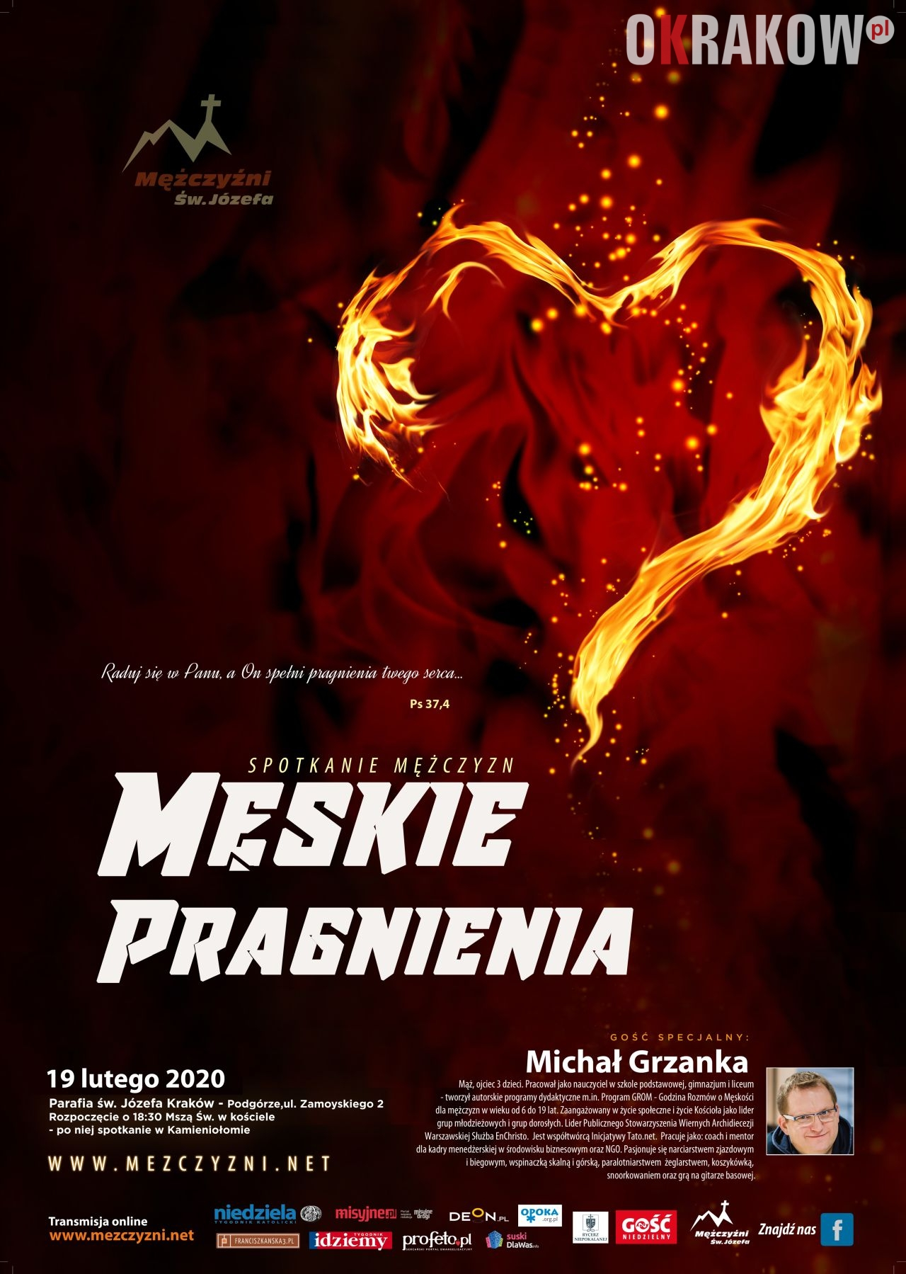 1 213x300 - Męskie Pragnienia - Kraków, środa 19 lutego 2020