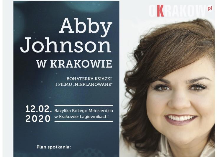 """abby johnson krakow lagiewniki - Abby Johnson bohaterka filmu i książki """"Nieplanowane"""" w 12 lutego w Krakowskich Łagiewnikach"""
