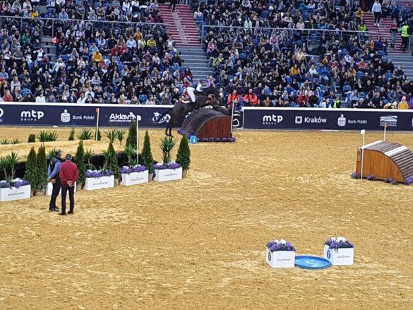 cavaliada tauron arena krakow 2020 10 585x439 - Dziś ostatni dzień Cavaliady na Tauron Arenie w Krakowie