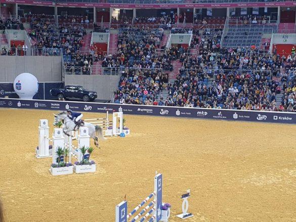cavaliada tauron arena krakow 2020 11 585x439 - Dziś ostatni dzień Cavaliady na Tauron Arenie w Krakowie