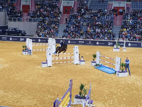 cavaliada tauron arena krakow 2020 5 585x439 - Dziś ostatni dzień Cavaliady na Tauron Arenie w Krakowie