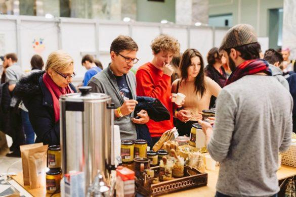 festiwal czekolady krakow 2 585x390 - Festiwal Czekolady w Krakowie 22-23 lutego w Centrum Targowym Chemobudowa