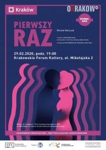 kfk a3 pierwszyraz 212x300 - Wiosenny powiew na scenie Krakowskiego Forum Kultury