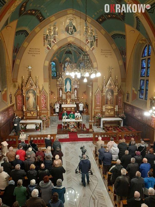 sanktuarium bozego milosiedzia krakow lagiewniki 11 - Świętymi bądźcie!