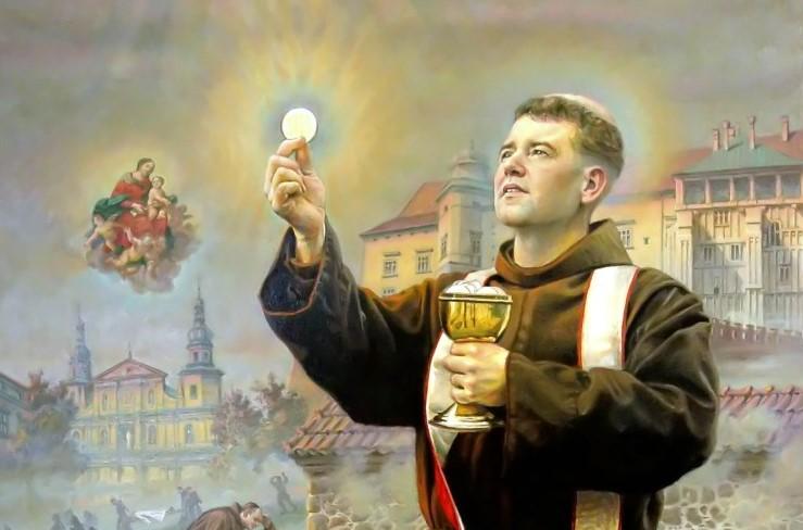 Modlitwa na czas epidemii koronawirusa za wstawiennictwem Świętego Szymona z Lipnicy