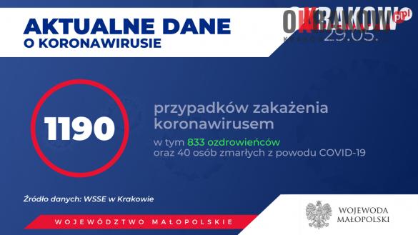 1 2 585x329 - Koronawirus w Małopolsce... mamy dobre wiadomości!