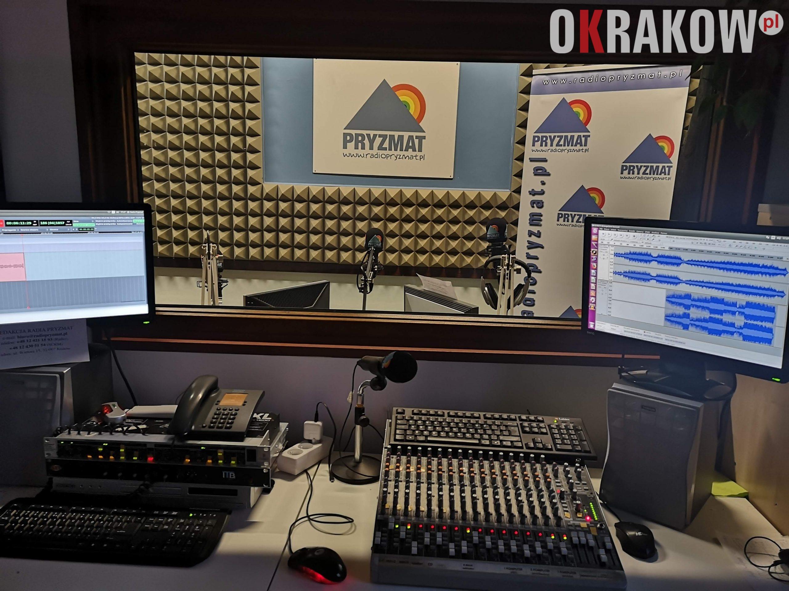 studio radio pryzmat scaled - Akademia Dziennikarstwa