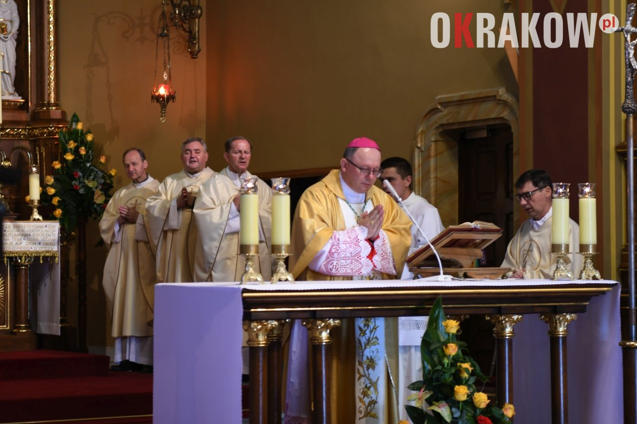 Prymicje biskupie w Kaplicy Klasztornej Zgromadzenia Sióstr Matki Bożej Miłosierdzia w Krakowie-Łagiewnikach