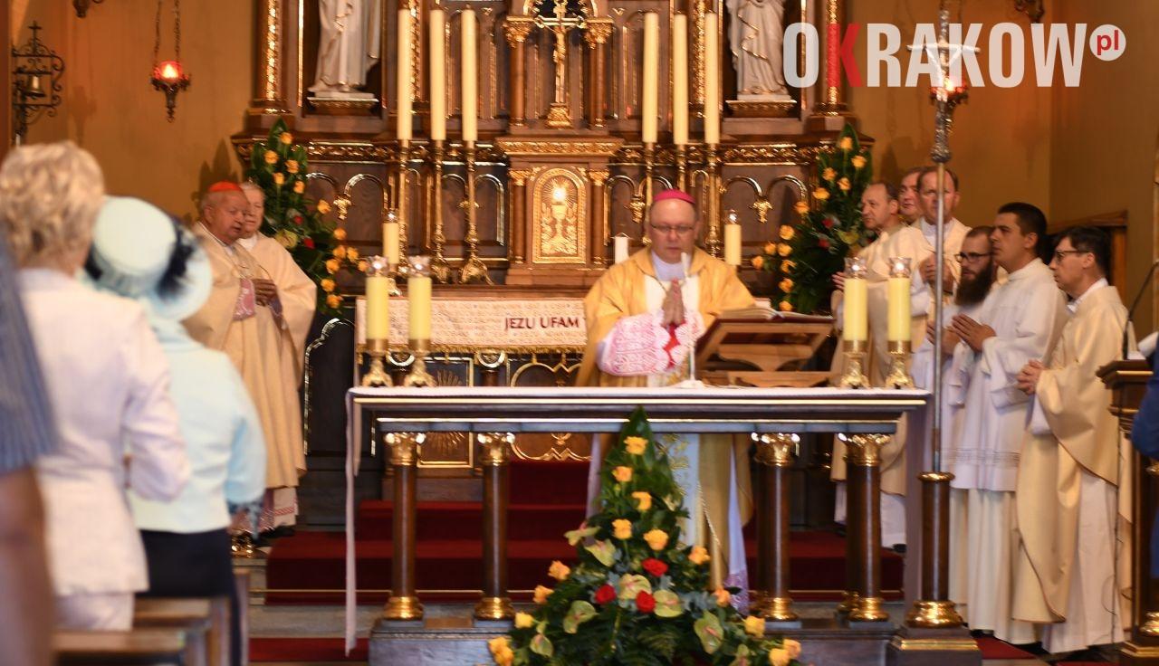 2 1 300x173 - Prymicje biskupie w Kaplicy Klasztornej Zgromadzenia Sióstr Matki Bożej Miłosierdzia w Krakowie-Łagiewnikach