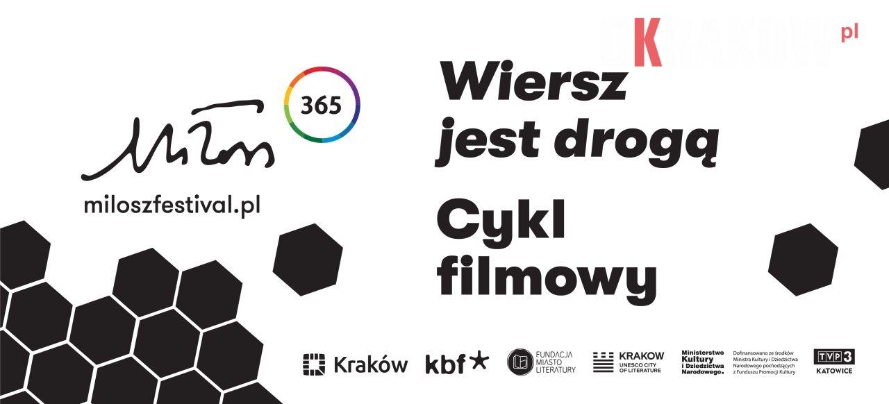 """Cztery sylwetki poetów w cztery tygodnie – Festiwal Miłosza zaprasza na cykl filmowy """"Wiersz jest drogą"""""""