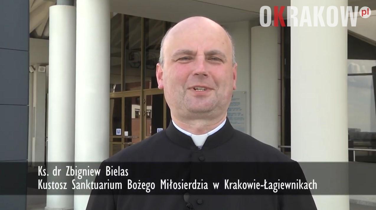 start - Filmowe zaproszenie na pielgrzymkę krwiodawców do Łagiewnik