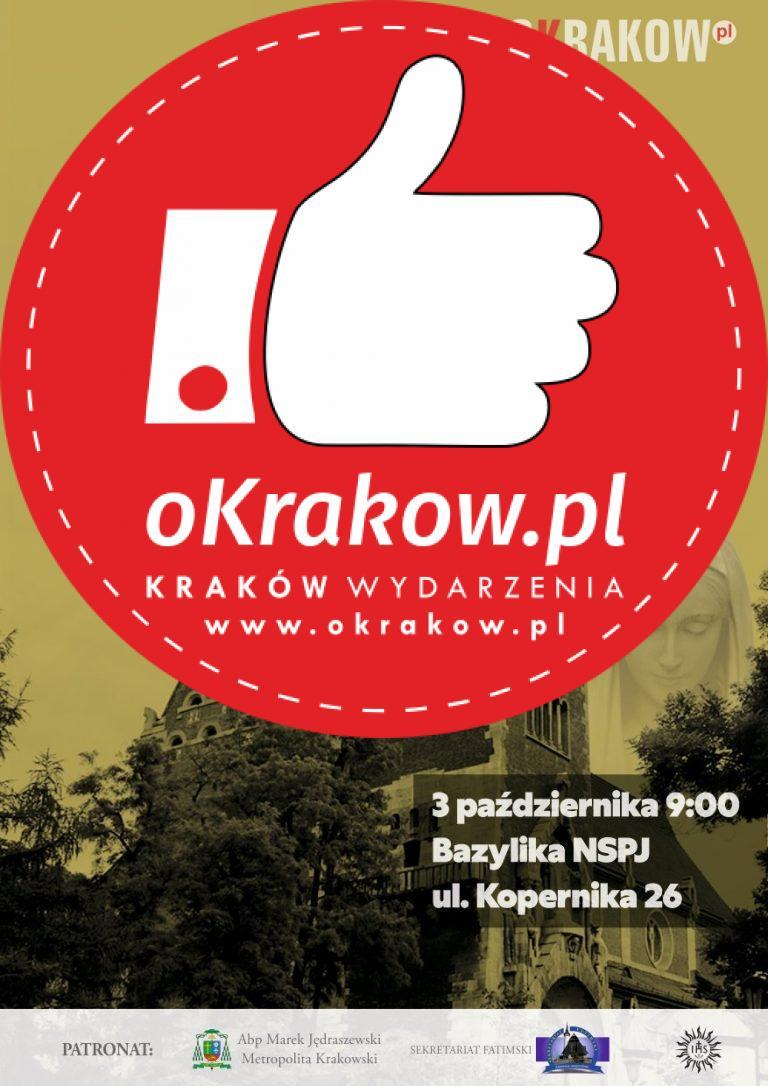meski rozaniec krakow 1 768x1086 - Już w nabliższą sobotę, 3 października odbędzie się XVII Męski Różaniec Kraków