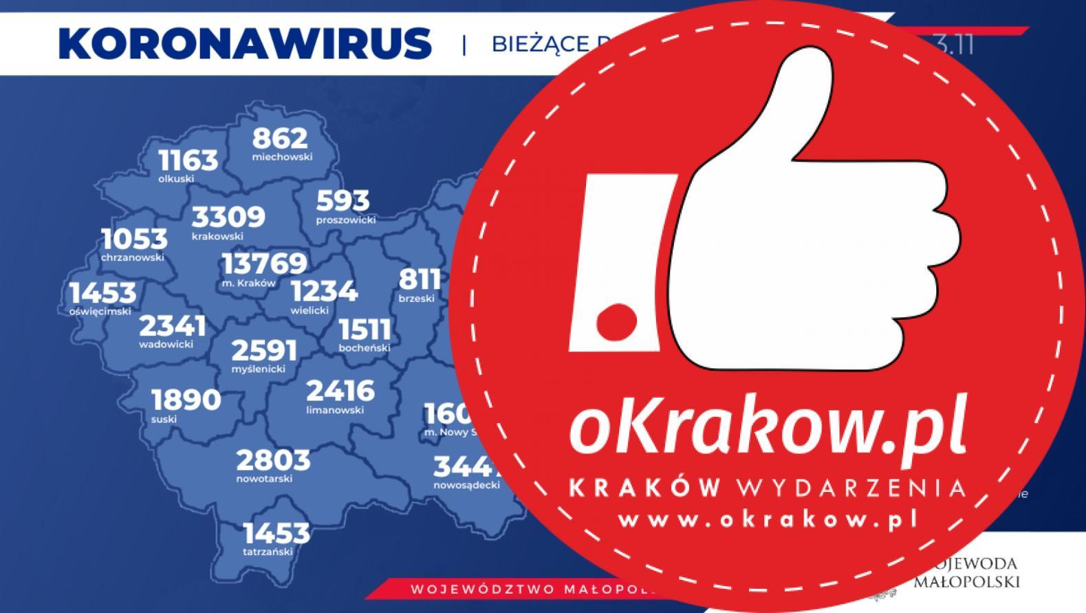 2 - Koronawirus w Małopolsce. Aktualne dane.