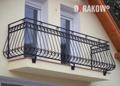 1 418x300 - Bramy, ogrodzenia, balkony - tanio producent
