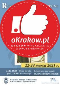 rekolekcje 212x300 - Rekolekcje wielkopostne dla kobiet w Bazylice Bożego Miłosierdzia w Krakowie-Łagiewnikach