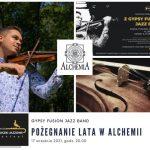 1 150x150 - Jazzowe Pożegnanie Lata w Alchemii