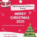 "konkurs merry christmas 2021 150x150 - Ogólnopolski Konkurs Poezji "" Merry Christmas 2021″"
